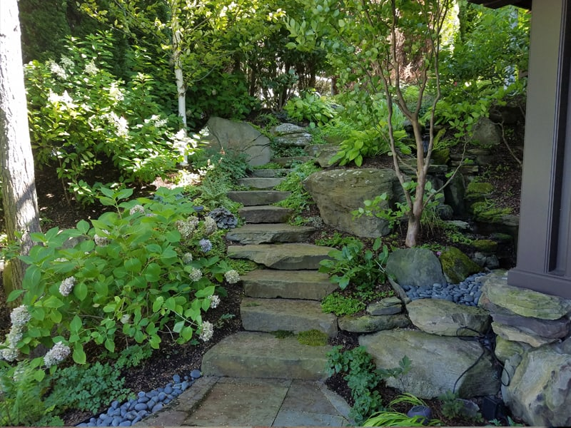 Windscapes Landscaping - Landscape Design Patio and Walkways