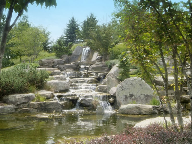 Windscapes Landscaping - Landscape Design Water Features
