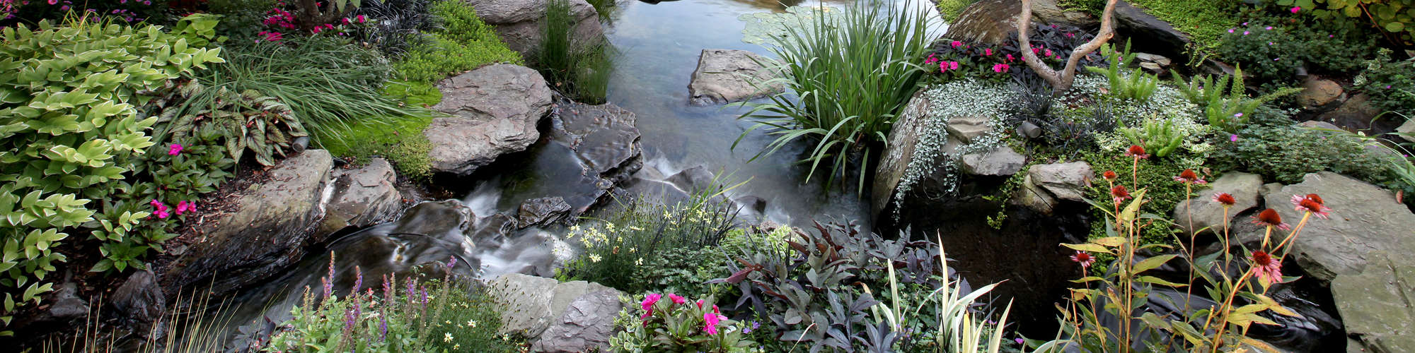 Windscapes Landscaping - Water Features Portfolio